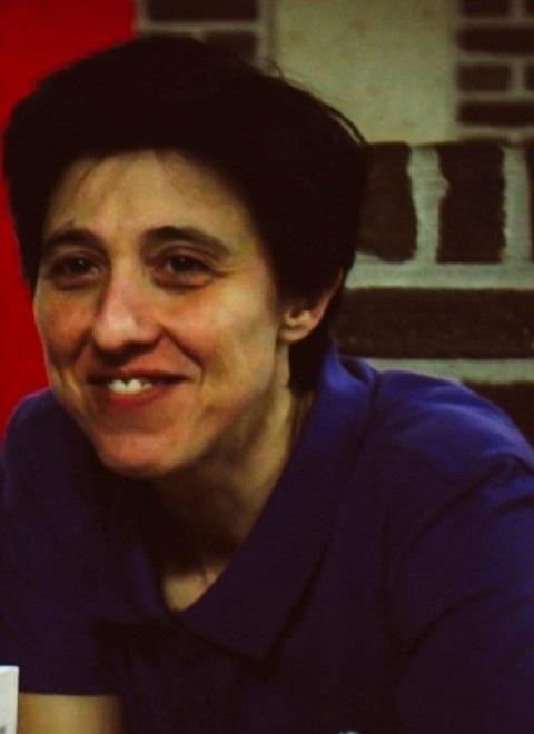 MVD medewerker Francesca Ignoto