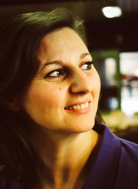 Administratief medewerker Giovanna Legrottaglie
