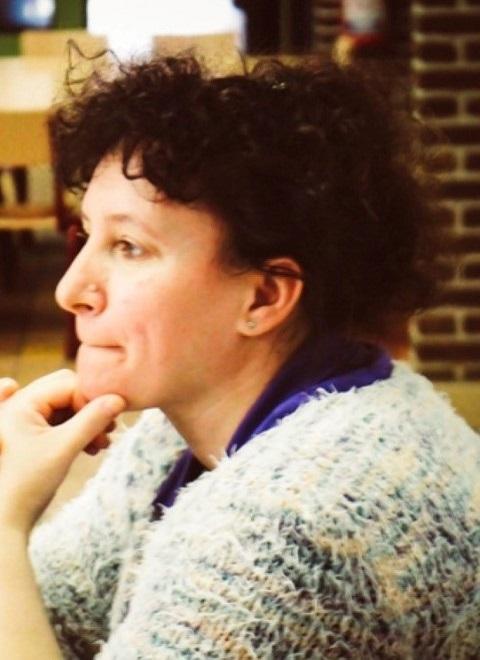 Administratief medewerker Nancy Briers