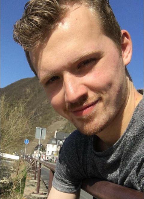 Opvoeder Pieter Erens
