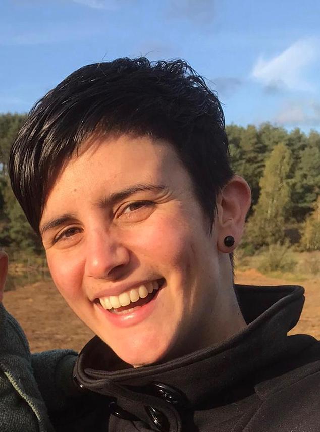 Administratief medewerker Sabrina Zecca
