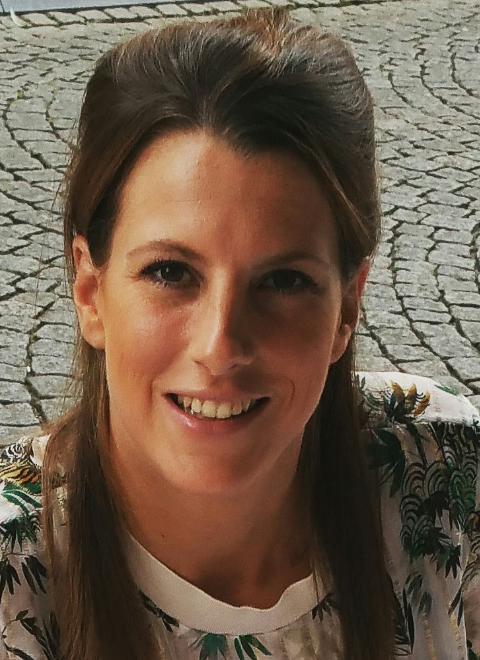 Opvoedster Anne Jooren